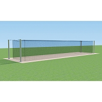 Batting Tunnel Frame - Mega Outdoor - (55') - Single