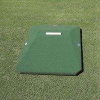 "Junior Mounds (Green Pony Game Mound 54""L x 49""W x 6""H)"