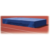 High Jump Landing System Cover (High School - Straight Front Design)