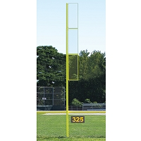 Collegiate Foul Pole (20' Baseball - Yellow)