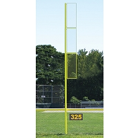 Collegiate Foul Pole (30' Baseball - Yellow)
