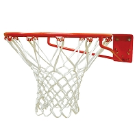 Basketball Goal - Single Rim Goal - Economy (Indoor/Outdoor)