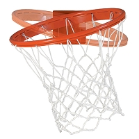 Basketball Goal - Revolution Series, 180° Breakaway Goal (Tube-tie Net Attachment) (42