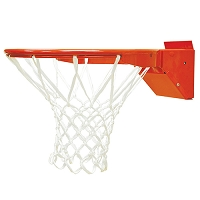 Basketball Goal - Contender Series, Pro Adjustable Breakaway Goal (Tube-tie Net Attachment) (42