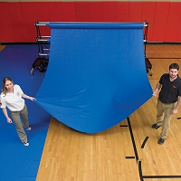 Gym Guard Floor Cover (18 oz.)