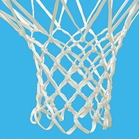 Basketball Replacement Net - Anti-Whip Nylon