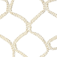 Lacrosse - Replacement Net (4mm) (6'W x 6'H x 7'D)
