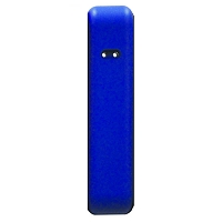 "SafePro™ 54"" Bolt-On Edge Padding (Royal Blue)"