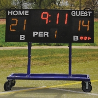 Multi-Sport Portable Scoreboard Package