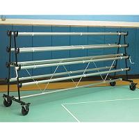 Floor Cover Storage Rack (10 Roll)