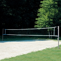 Outdoor Competition Volleyball System
