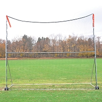 Portable Practice Football Goal (High School)