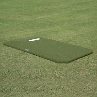 "Junior Mounds (Green Junior Game Mound - 9'L x 5'4""W x 6""H)"