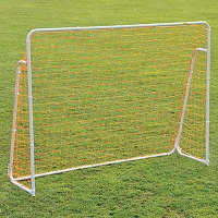 Portable Short-Sided Soccer Goal (4 x 6)