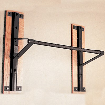 Adjustable Wall-Mounted Chinning Bar