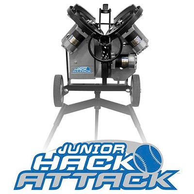 Hack Attack Junior Pitching Machine (Baseball)