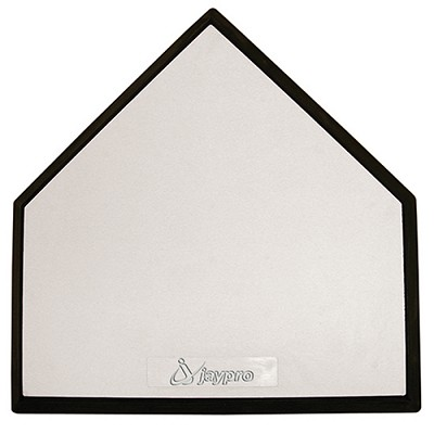 Bury-All Home Plate (Rubber)