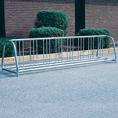 Portable Bicycle Rack (6 Capacity)