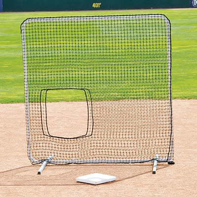 Classic Softball Pitching Protector (7' x 7')