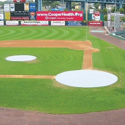 Spot Covers (Pitcher's Mound -7 stakes)